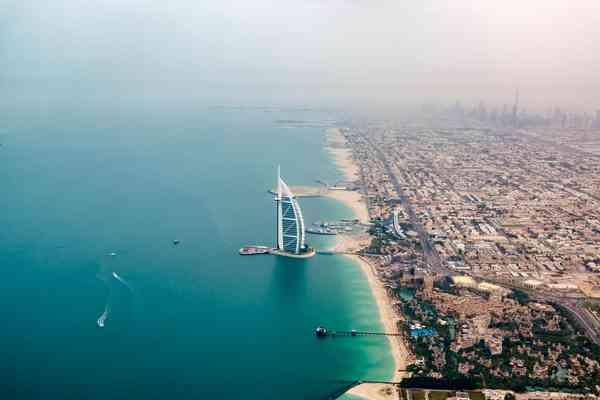 Requisitos para viajar a Dubái desde Colombia
