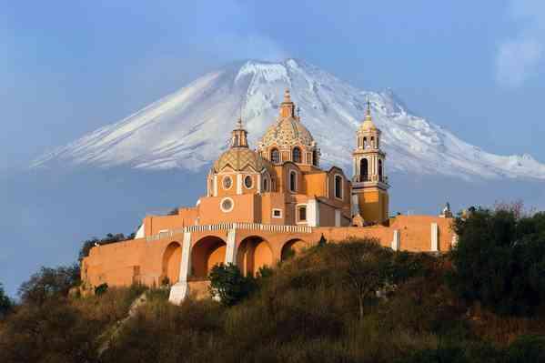 Viajar a México desde Colombia requisitos