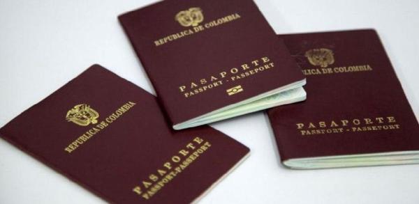 Trámite de pasaporte en Medellín