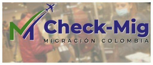 Check-mig migración Colombia