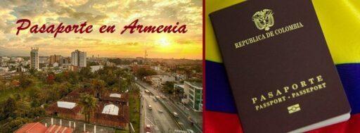 pasaporte en Armenia