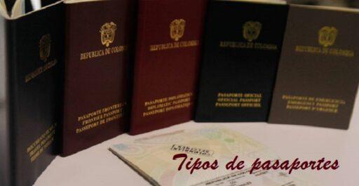 tipos de pasaportes