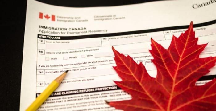 Derechos de un residente en Canadá